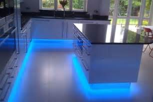 Blue Led Kitchen Lights Kitchen Led Lighting Lumilum Blue Light Available At Springlights In Kloof Durban