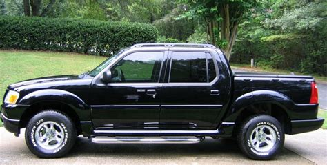 2004 ford explorer sport trac information and photos