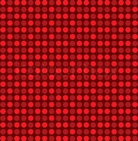red pattern background vector red dot pattern background vector stock vector colourbox