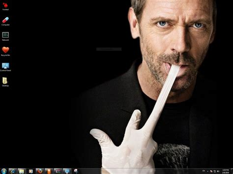 house md themes for windows 7 house md windows 7 theme with house sounds icons ubuntu