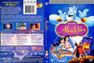 walt disney dvd covers 2 disc platinum edition