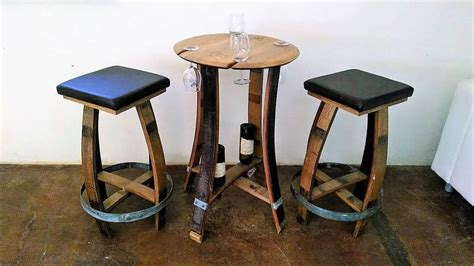 wine barrel bar stools wholesale wooden barrel bar stools lustwithalaugh design great