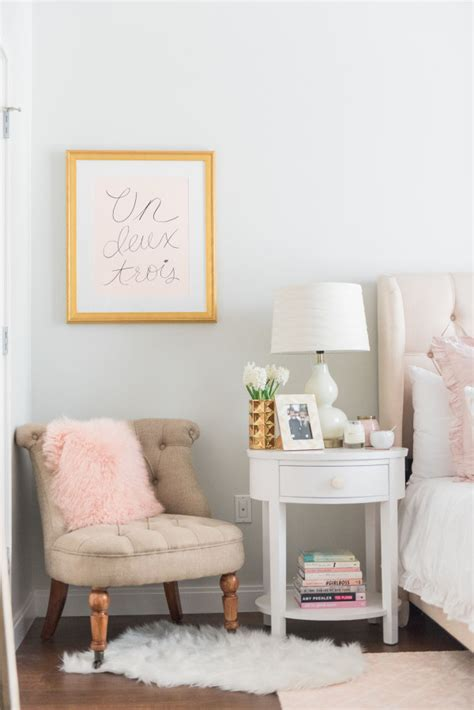 parisian bedroom decorating ideas my chicago bedroom parisian chic blush pink bows