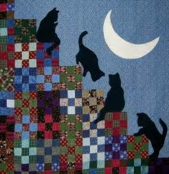 quilt inspiration the best of cat quilts part three