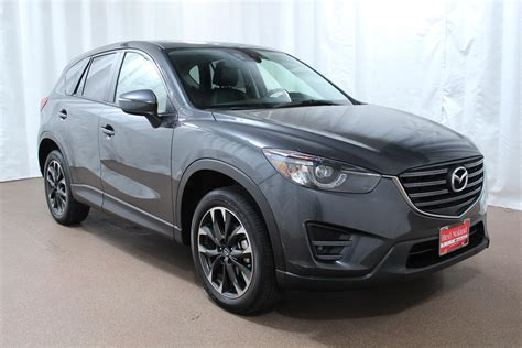 used crossover cars used 2016 mazda cx 5 grand touring at land rover colorado