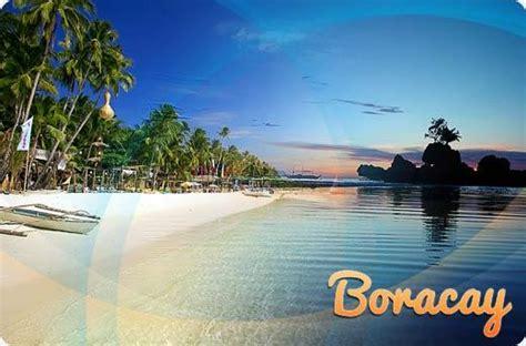 boracay adventure  airfare accommodation island