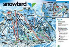 Snowbird Utah Map by Cottonwood Canyons Resort Packages Endless Turns