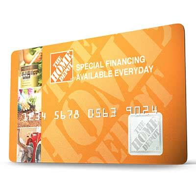 Home Depot Consumer Credit Card by Credit Center