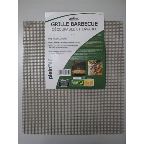 Support Grille Barbecue Pour Cheminée by Grille Rectangle De Barbecue Leroy Merlin