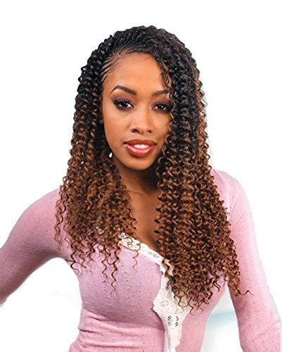 beverly johnson synthetic braiding hair water wave 22 27 freetress synthetic bulk braiding