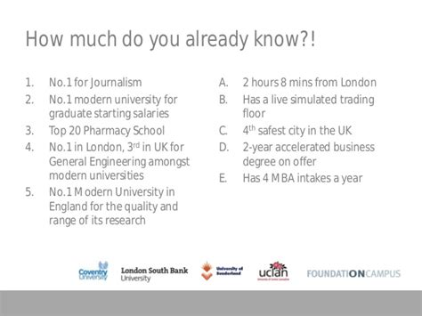 How Much Does The Clarkson Mba Course Cost by Cegas Uk Moderns Foundation Cus