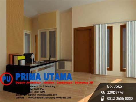 design interior jasa design interior rumah kendal cv prima utama
