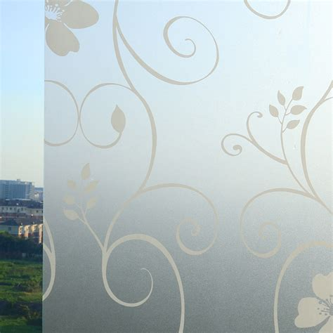 glass patterns for bathroom windows pvc 45x100cm patterns glass window film frosted glass sliding door bathroom window