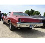 1973 Chevrolet Monte Carlo Pictures Specs