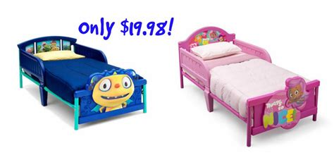 toddler beds as low as 19 98 reg 49 98 shipped