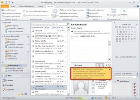 laden sie den social connector outlook 2010 herunterladen