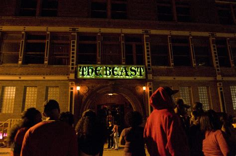 the beast haunted house images