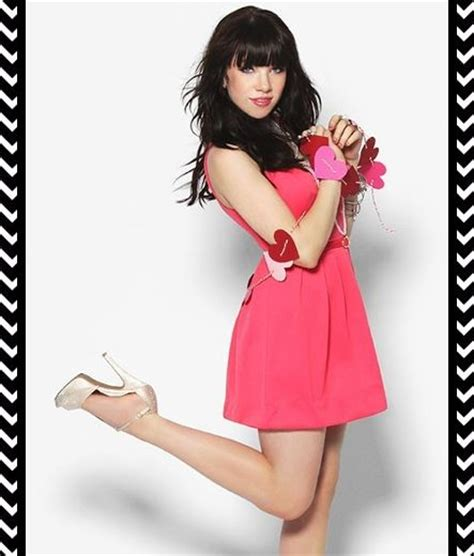 carly claussen vs model carly rae jepsen the new face and feet of candie s