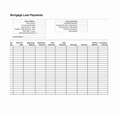 student loan repayment excel template 10 student loan excel template exceltemplates