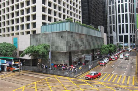landmark hong kong new year louis vuitton flagship store in the landmark building