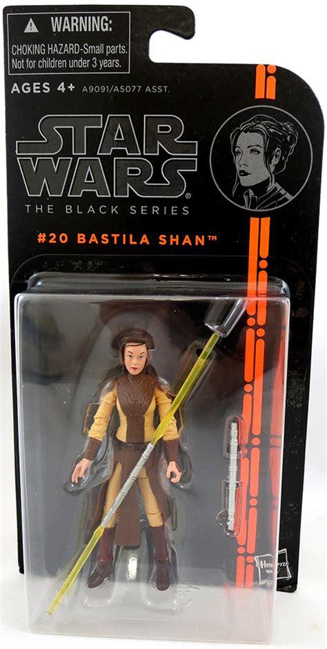 Wars Black Series 20 Bastila Shan 2014 Hasbro Figure 1 bastilla shan wars figure black series 4 at cmdstore