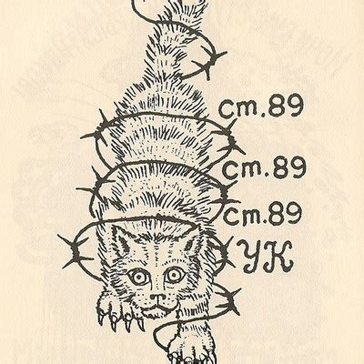 cat tattoo russian prison russian prison tattoos cat www pixshark com images