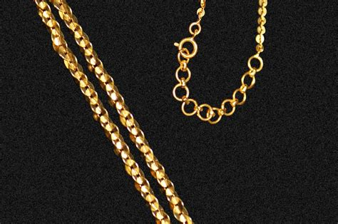 chain designs gold chain link chain design rudraksha ratna