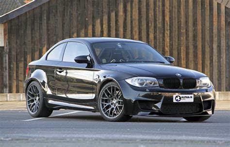 1m bmw alpha n develops tuning package for bmw 1 series m coupe