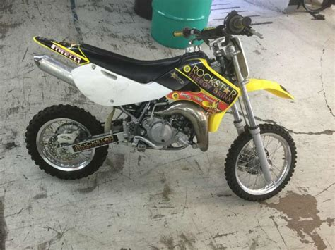 65cc motocross bikes for sale 2003 suzuki rm 65cc motorcycles for sale