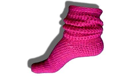 crochet socks pattern youtube how to crochet socks slippers tutorial 169 woolpedia