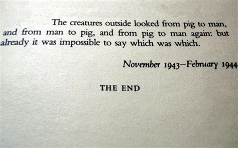 quotes on themes in animal farm shamwow happy birthday to george orwell