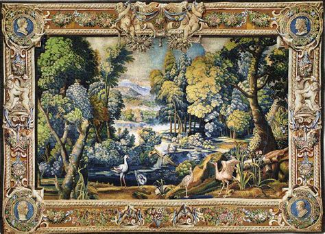 Landscape Tapestry 15th Century Landscape Tapestry 50 Quot To 59 Quot