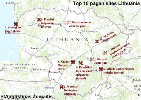 8 Best Pagan Websites by Top 10 Pagan Places Activities True Lithuania
