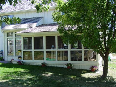 3 season porches porches 3 and 4 season rooms traditional porch