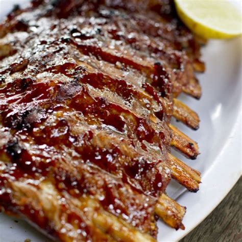 famous naughty nuris pork ribs ubud bali indonesia