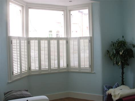 are plantation shutters out of style cafe style plantation shutters in mdf with 47mm louvres