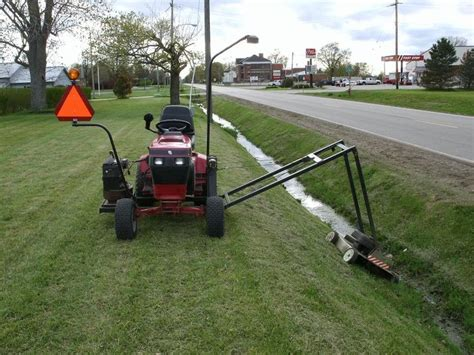 17 best images about tractor hacks on atv plow