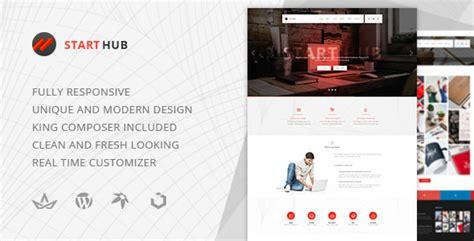 starthub v1 0 1 clean multipurpose business corporate theme