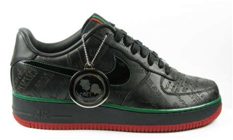 nike air 1 black history month 2010 release reminder sneakernews