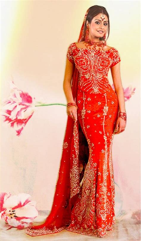 Dress Asia most beautiful asian bridal dresses 03 stylecry bridal dresses wear makeup