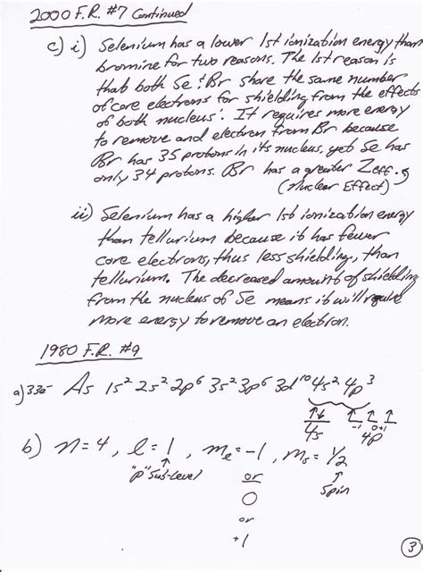 Coulombic Attraction Worksheet Answers by Turducken For Four October 2013