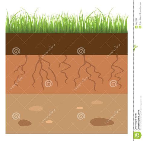 underground soil layers powerpoint template backgrounds underground soil clipart underground soil clip art