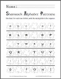 this fun worksheet perfect for st patrick s day march