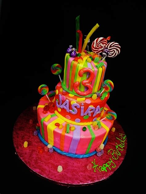 themed birthday cakes online baking with roxana s cakes candy themed birthday cake
