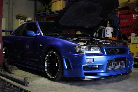 tuned r34 r34 gtr t51r z tune kit dvs tuning