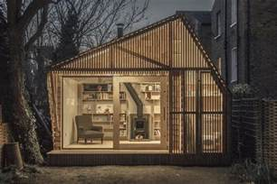 Shed Architectural Style Contemporary Writing Shed Hidden In Urban Environment