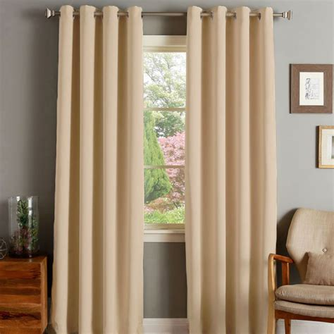 thermal door curtain eyelet linens limited thermal blackout eyelet door curtain 66 x