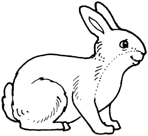 Coloring Page Rabbit by Free Printable Rabbit Coloring Pages For