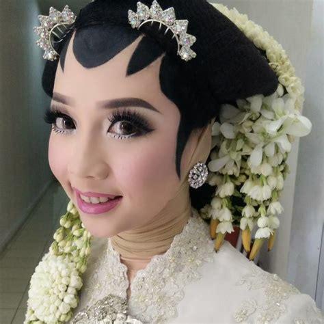 tutorial make up pengantin jawa solo 8 inspirasi makeup paes untukmu yang berhijab walau
