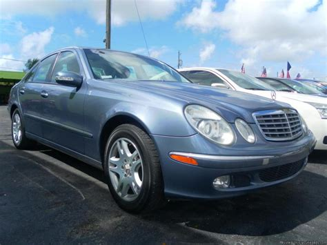 Mercedes For Sale In Miami by Mercedes E320 Cars For Sale In Miami Florida
